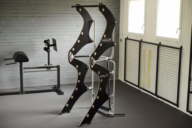 musculation au poids du corps appareil et accessoires infinyfit. Black Bedroom Furniture Sets. Home Design Ideas